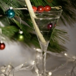 Relax and Have a Christmas Cocktail