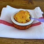 Brioche Apple Pudding