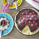 Chocolate Tart, A Love Recipe