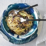 Anchovy and Fennel Spaghetti