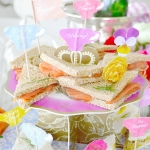 Mother's Day Brunch and Tea Time Finger Sandwiches