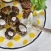 Mini Spinach Cakes with Lemon Zest