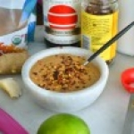 A Simple Peanut Sauce