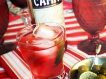 Perfect Campari and Soda