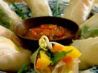 Rice Paper Vegetarian Rolls