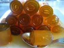 Dulce de Lechosa (Papaya sweets)