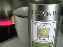 Genmaicha Octavia Tea