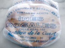 Ines Rosales Oil Cakes