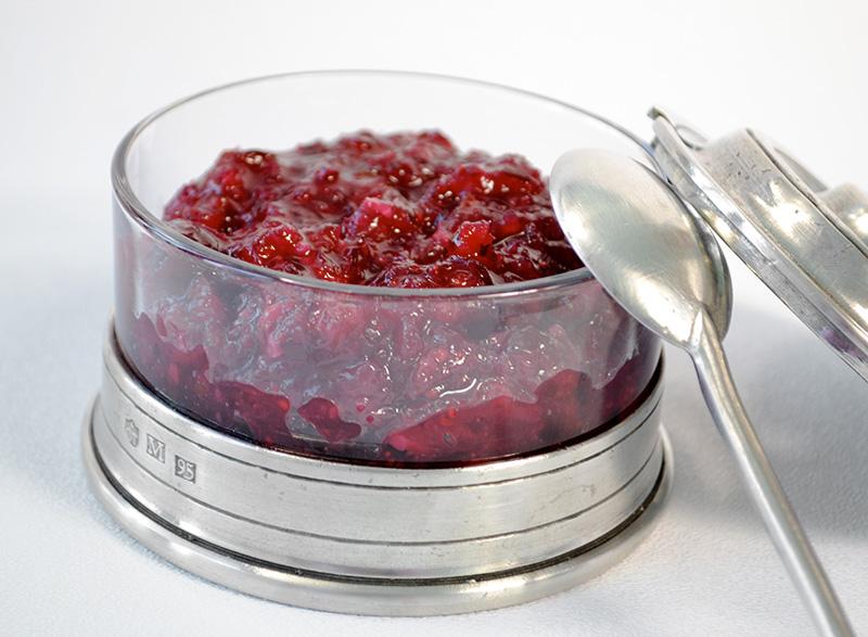 cranberry sauce 02 la maison