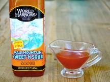 Maui Mountain Sweet and Sour Sauce