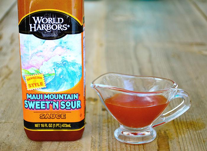 Maui Mountain Sweet and Sour Sauce La Maison du Monde