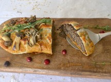 My Vegetarian Wellington with Butternut Squash